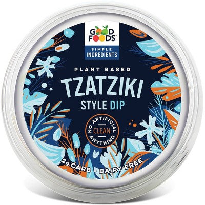 Good Foods Tzatziki Style Dip - 8oz