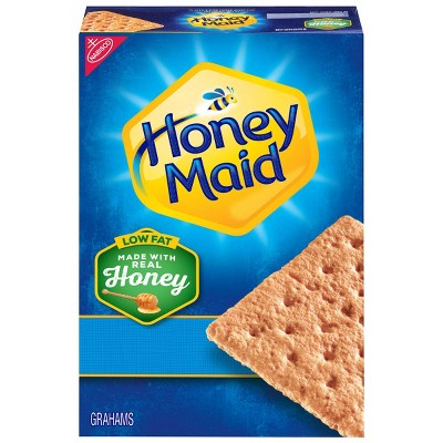 Honey Maid Low Fat Graham Crackers - 14.4oz
