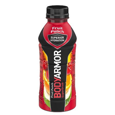 BODYARMOR Fruit Punch - 16 fl oz Bottle