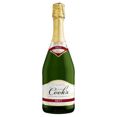 Cook's Brut Champagne - 750ml Bottle