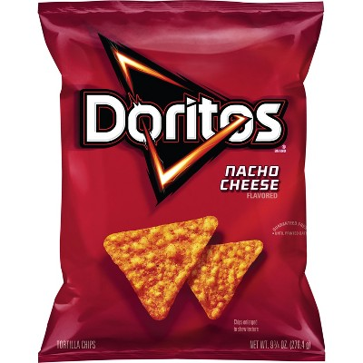 Doritos Nacho Cheese Chips - 9.75oz