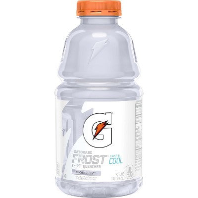 Gatorade Frost Glacier Cherry Sports Drink - 32 fl oz Bottle