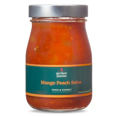 Mango Peach Salsa Medium 16oz - Archer Farms™