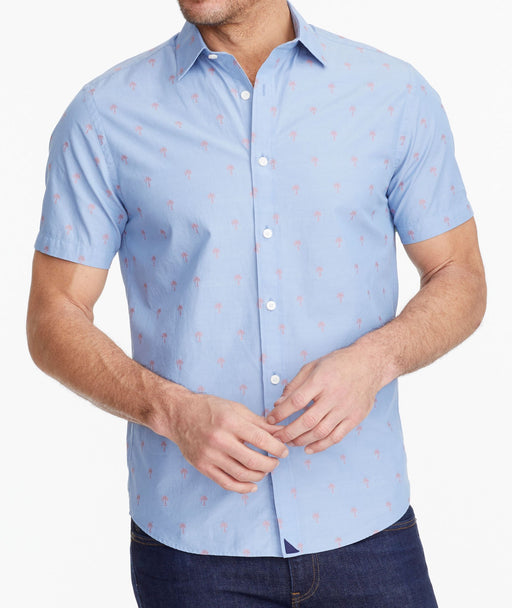 Classic Cotton Short-Sleeve Hamilton Shirt