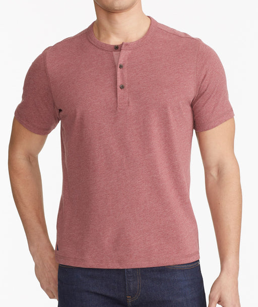 Ultrasoft Short-Sleeve Henley