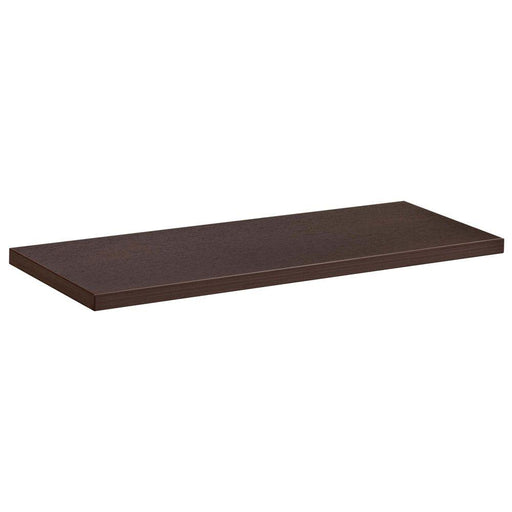 32 in. L x 12 in. D Lite Shelf in Espresso
