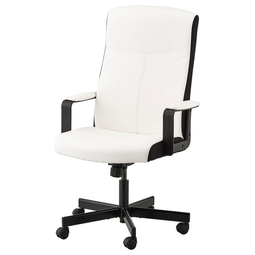 MILLBERGET Swivel chair - Kimstad white