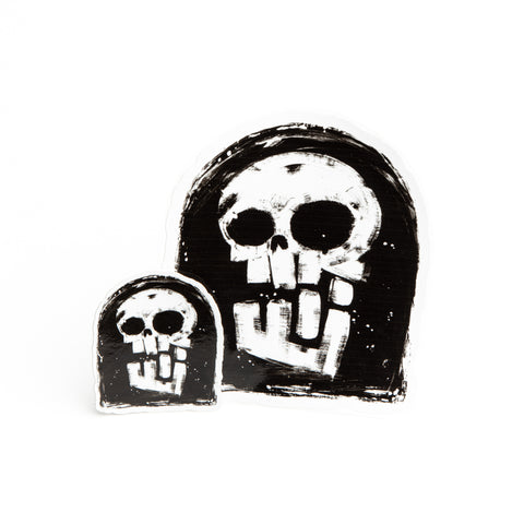 HEADSTONE STICKERS