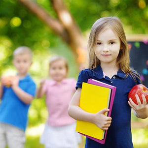 Back to School - Healthy Habits for Your Kids
