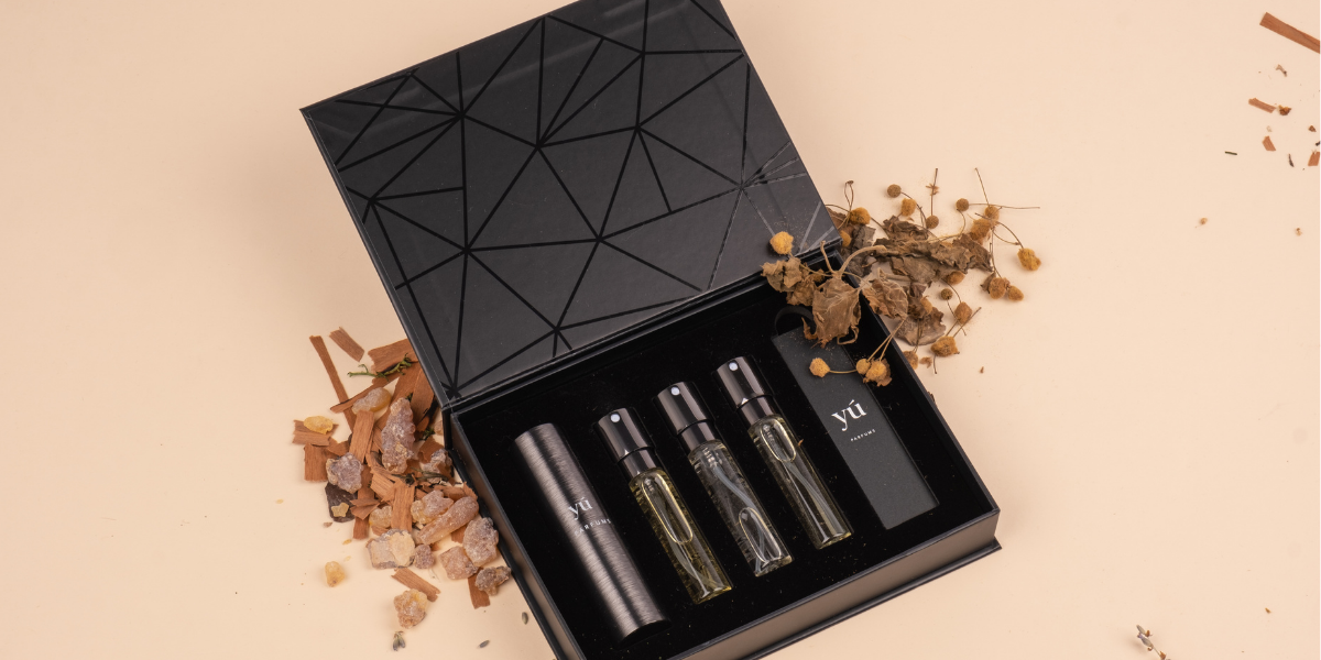 Discover niche fragrances with Yú Parfums subscription service
