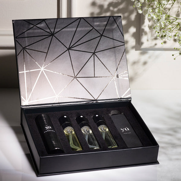 Discover the new third edition of Yú Parfums niche fragrance subscription released in April 2021