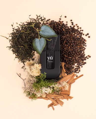 Discover niche fragrances with edition I of Yú Parfums subscription service
