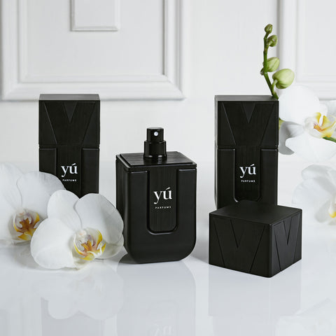 Dominique Preyssas discusses niche fragrance Chapter VIII of edition III of Yú Parfums