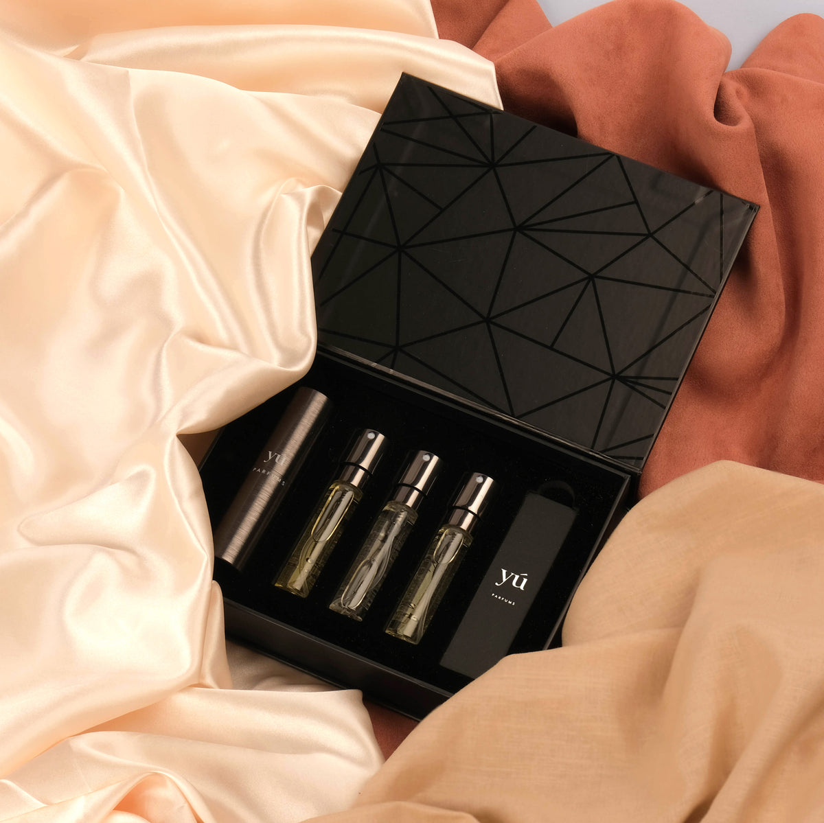 Yu Parfums Edition II Discovery Set
