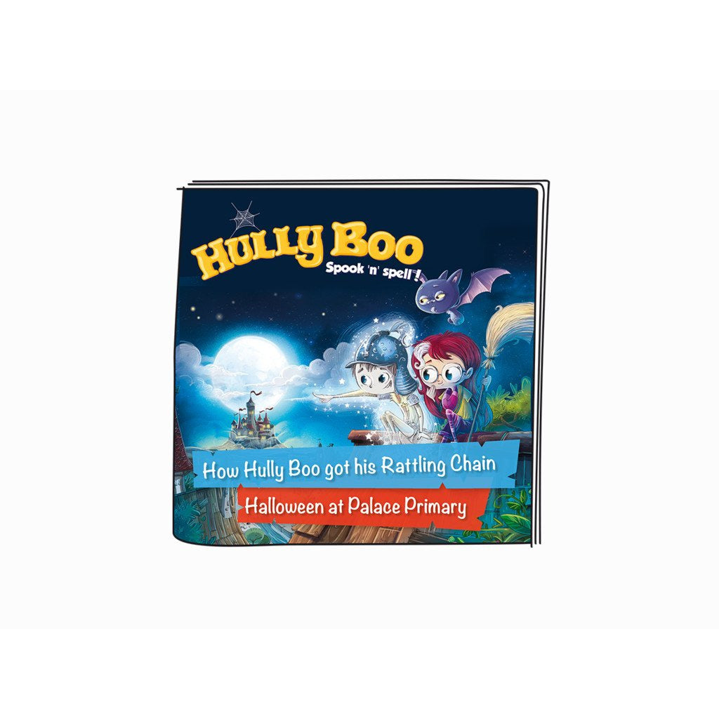 Hully Boo Spook'n Spell - How Hully Boo got his rattling chain / Halloween at Palace Primary