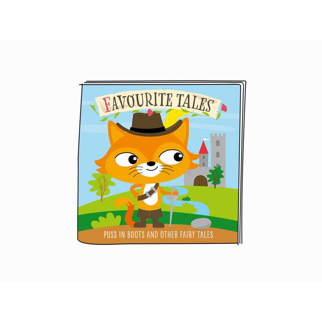 Favourite Tales - Puss in Boots and other fairy tales