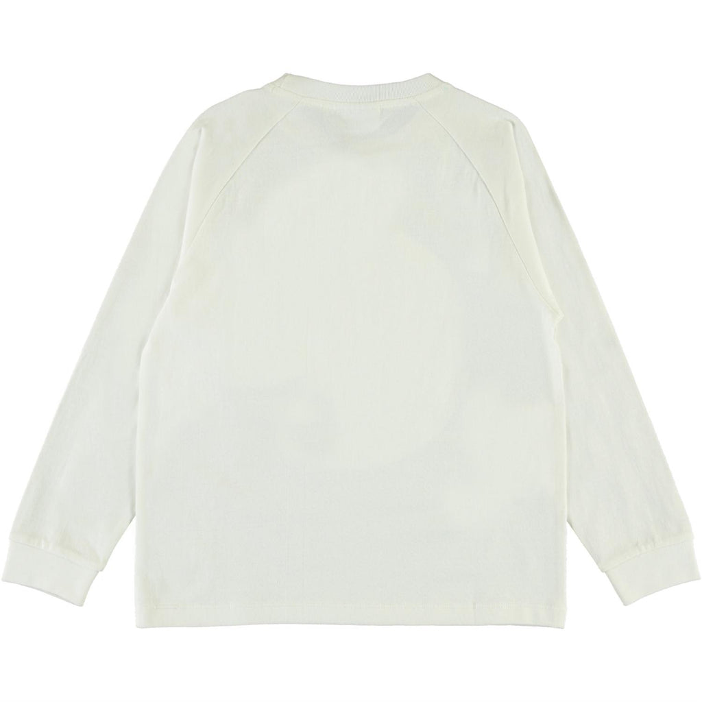 Ring White Star Top