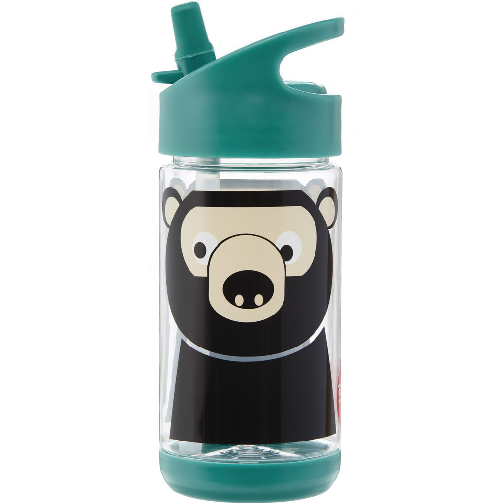 3 Sprouts Water Bottle - Bear