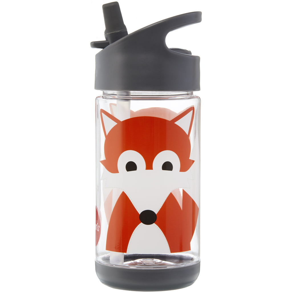 3 Sprouts Water Bottle - Fox