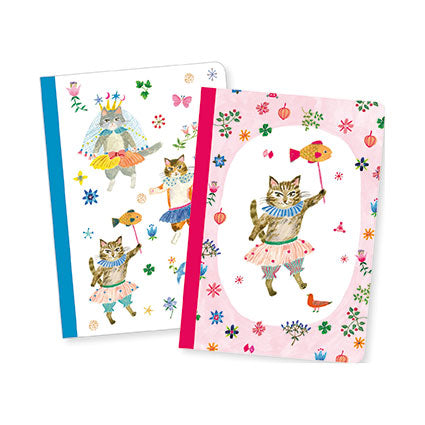 2 Small Notebooks Aiko
