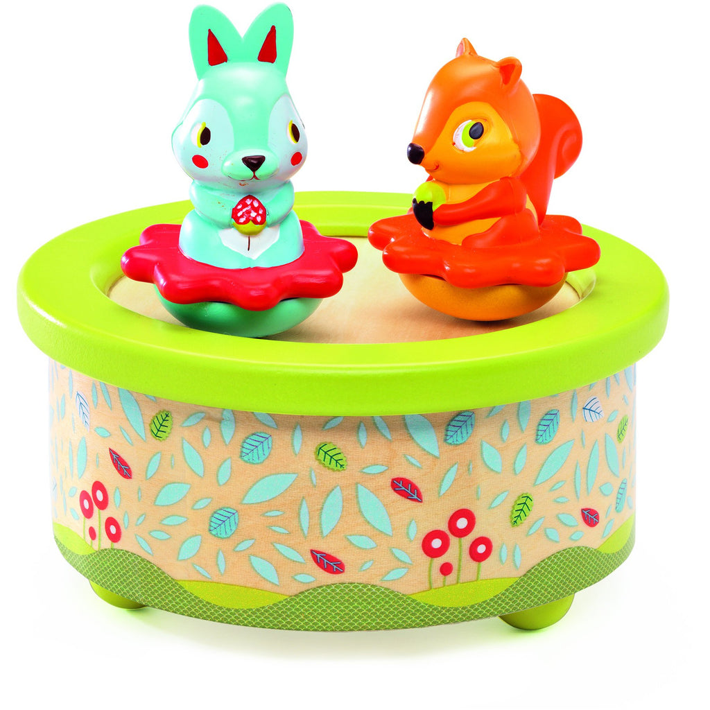 Magnetic Music Box – Friends Melody