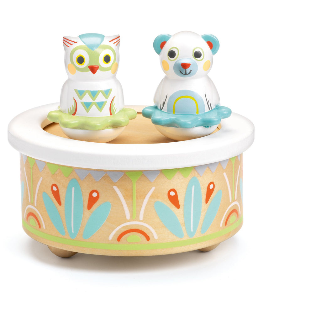 BabyMusic Musical Box
