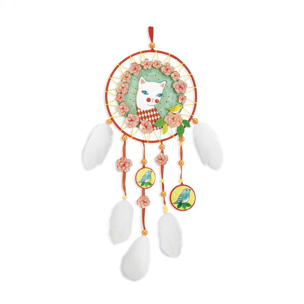 Djeco DIY Dreamcatcher Arlecat