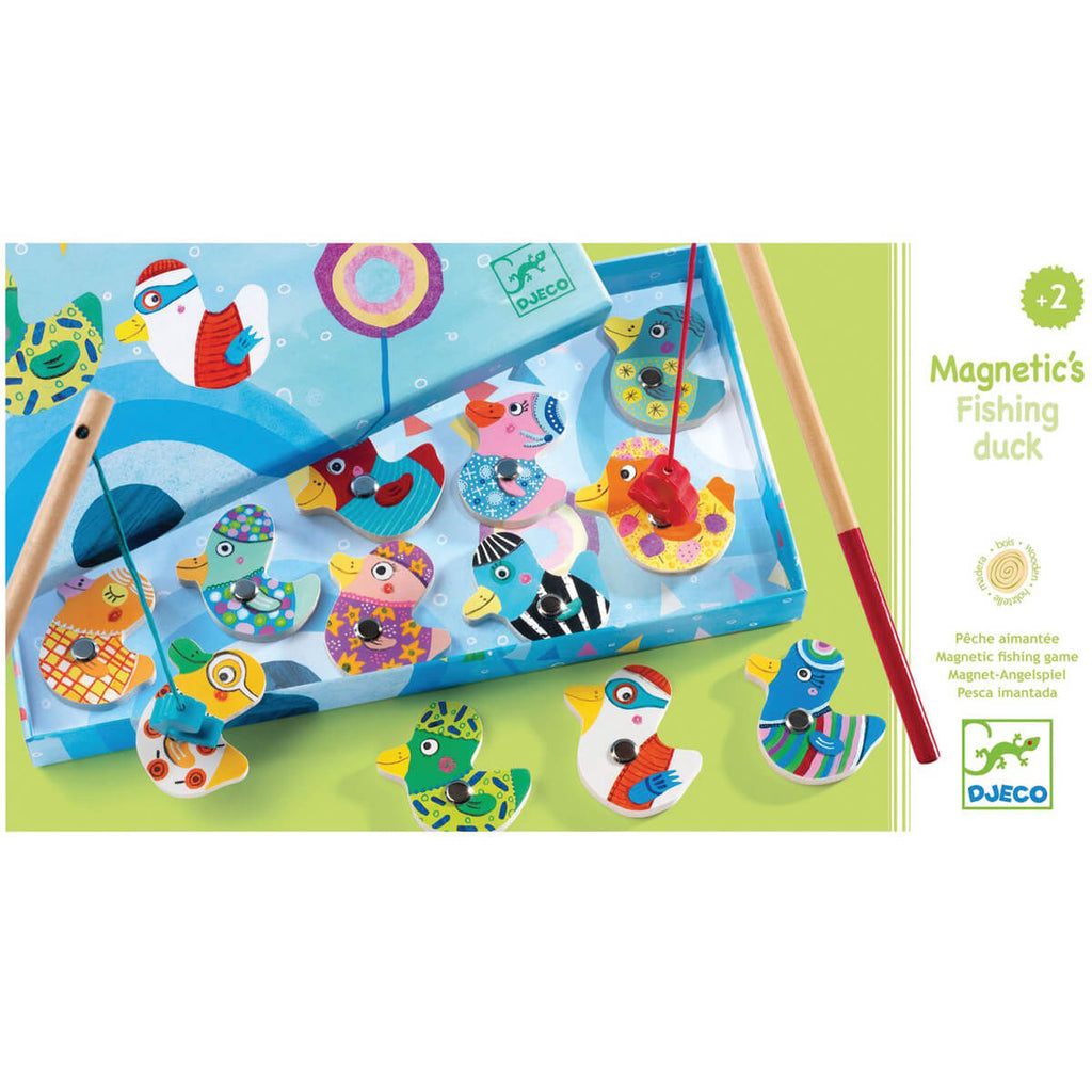 Fishing Duck Magnetic Game