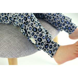 Grey Spotties Leggings