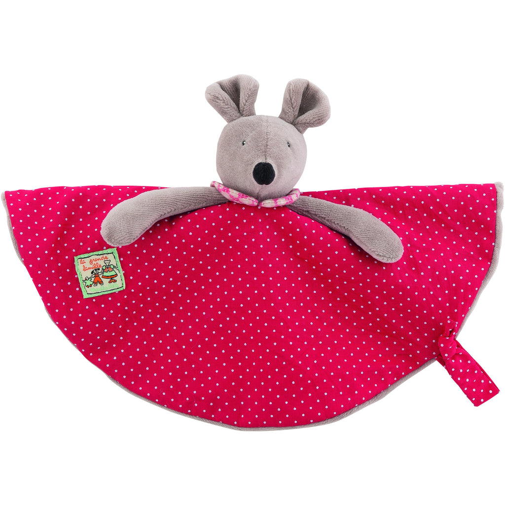 Nini the Mouse Baby Comforter