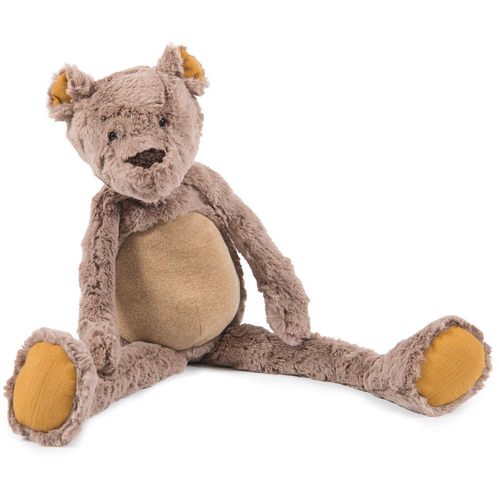 Soft toy Big Bear Les Baba Bou Moulin Roty