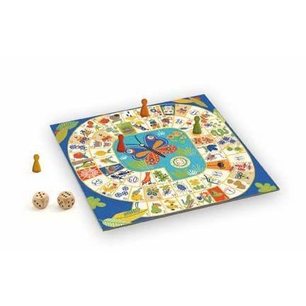 Djeco Classic Board Game - Goose Game