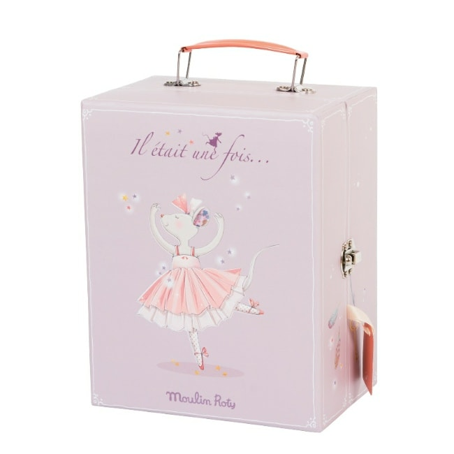 Ballerina Case With Ballerina Mouse