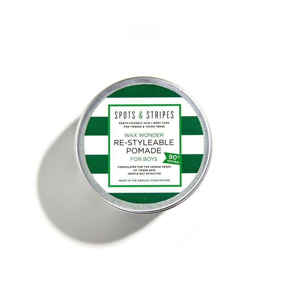 Wax Wonder - Re-Styleable Pomade