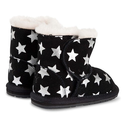 Toddle Starry Night - Black