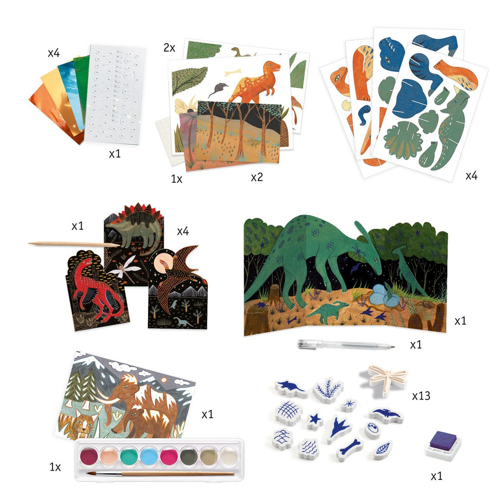 Dino Box - Creative Activiities