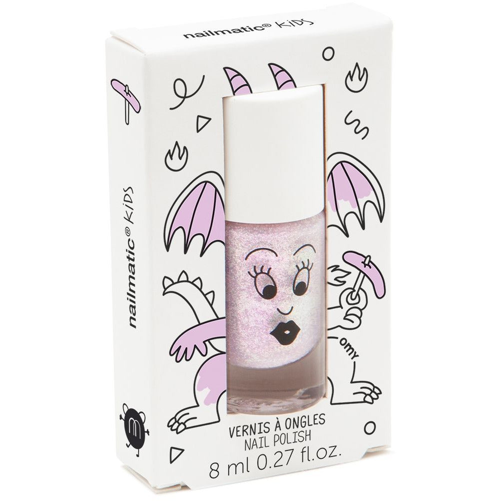 Elliot (Pearly Pink) - nailmatic® kids - water based nail polish
