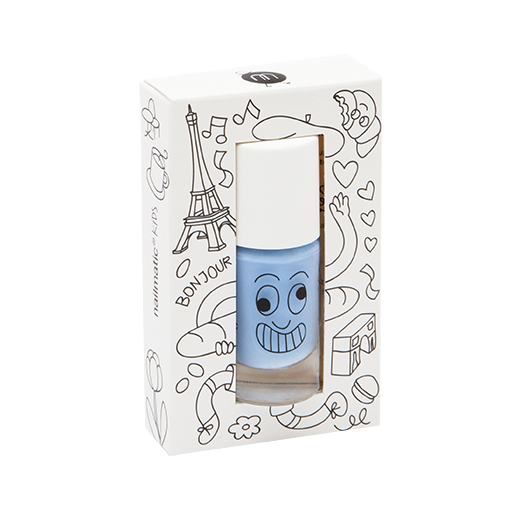 Gaston (Blue) - nailmatic® kids - water based nail polish