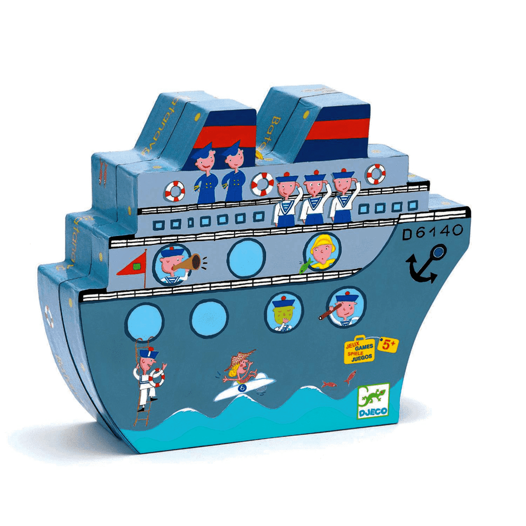 Naviplouf Magnetic Battleships Game