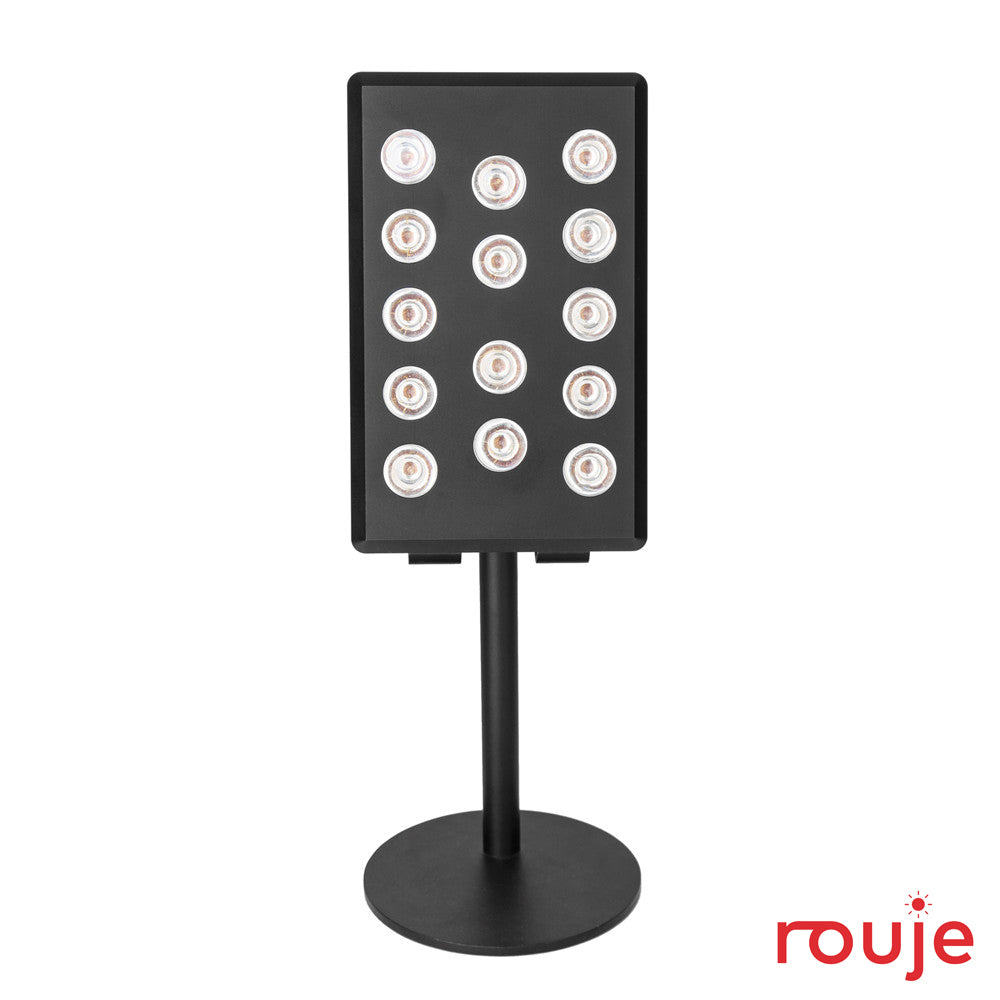 rouje petite - Portable  Affordable Red + Infrared LED Therapy Device