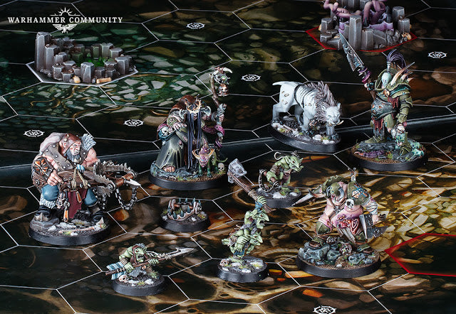 New Warbands take to the Underworlds!
