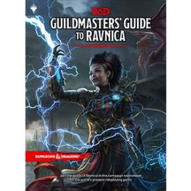 D&D Guildmasters' Guide to Ravnica Magic the Gathering