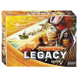Pandemic Legacy Season 2 Yellow (Z-Man Games)