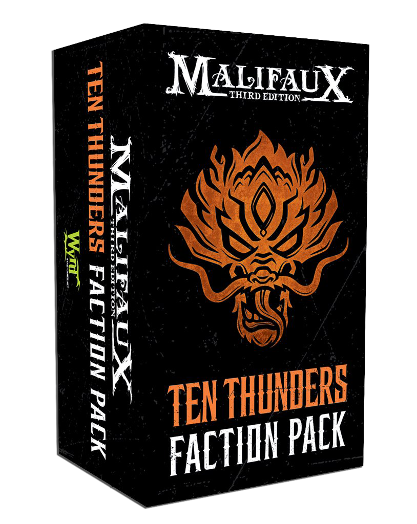M3E: Ten Thunders Faction Pack