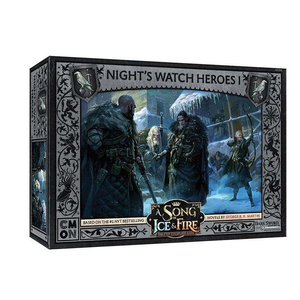 ASOIAF Night's Watch Heroes Box I