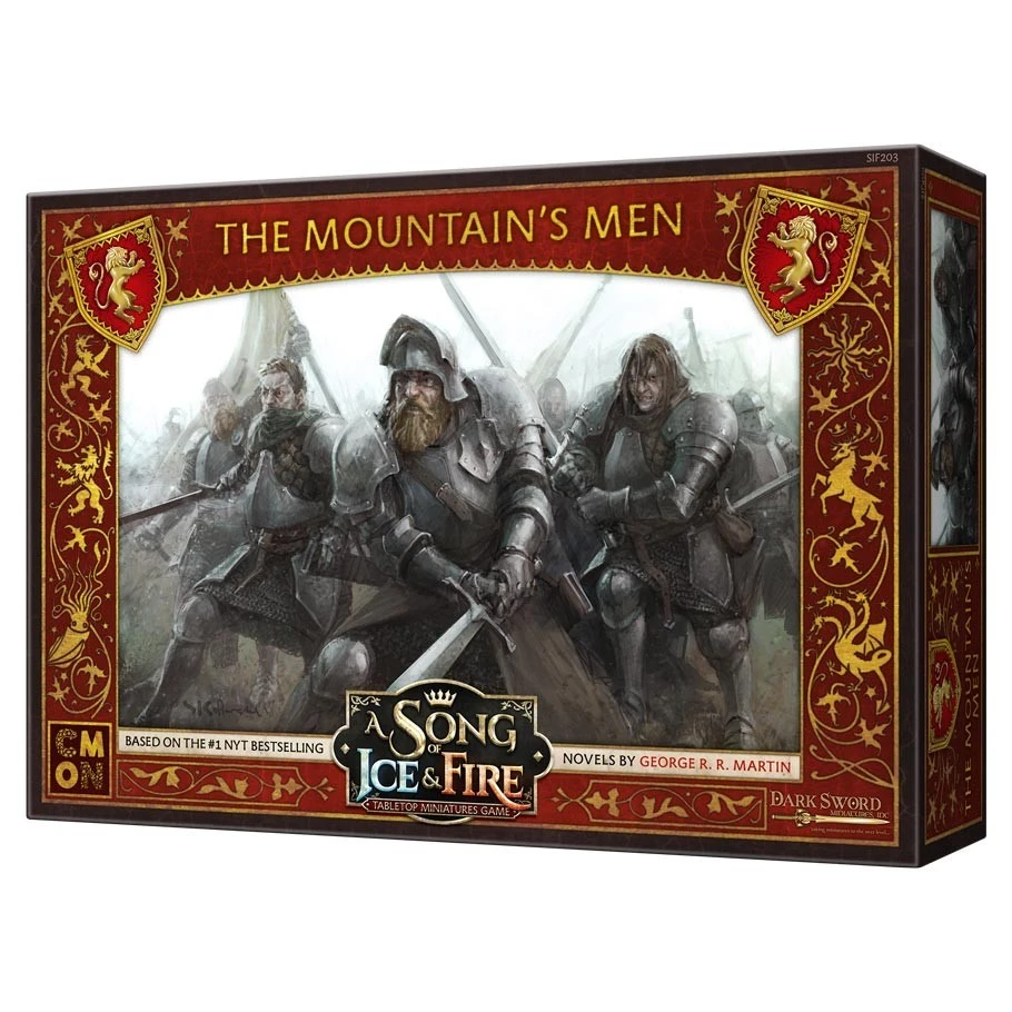 ASOIAF The Mountain's Men