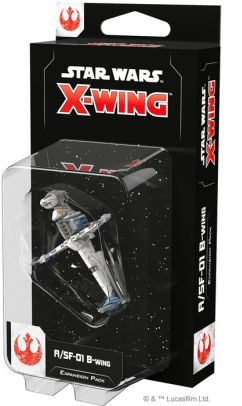 Star Wars X-Wing 2.0 A/SF-01 B-Wing Expansion Pack