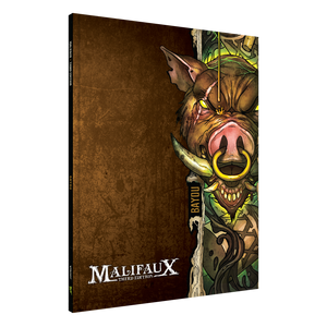 M3E: Bayou Faction Book