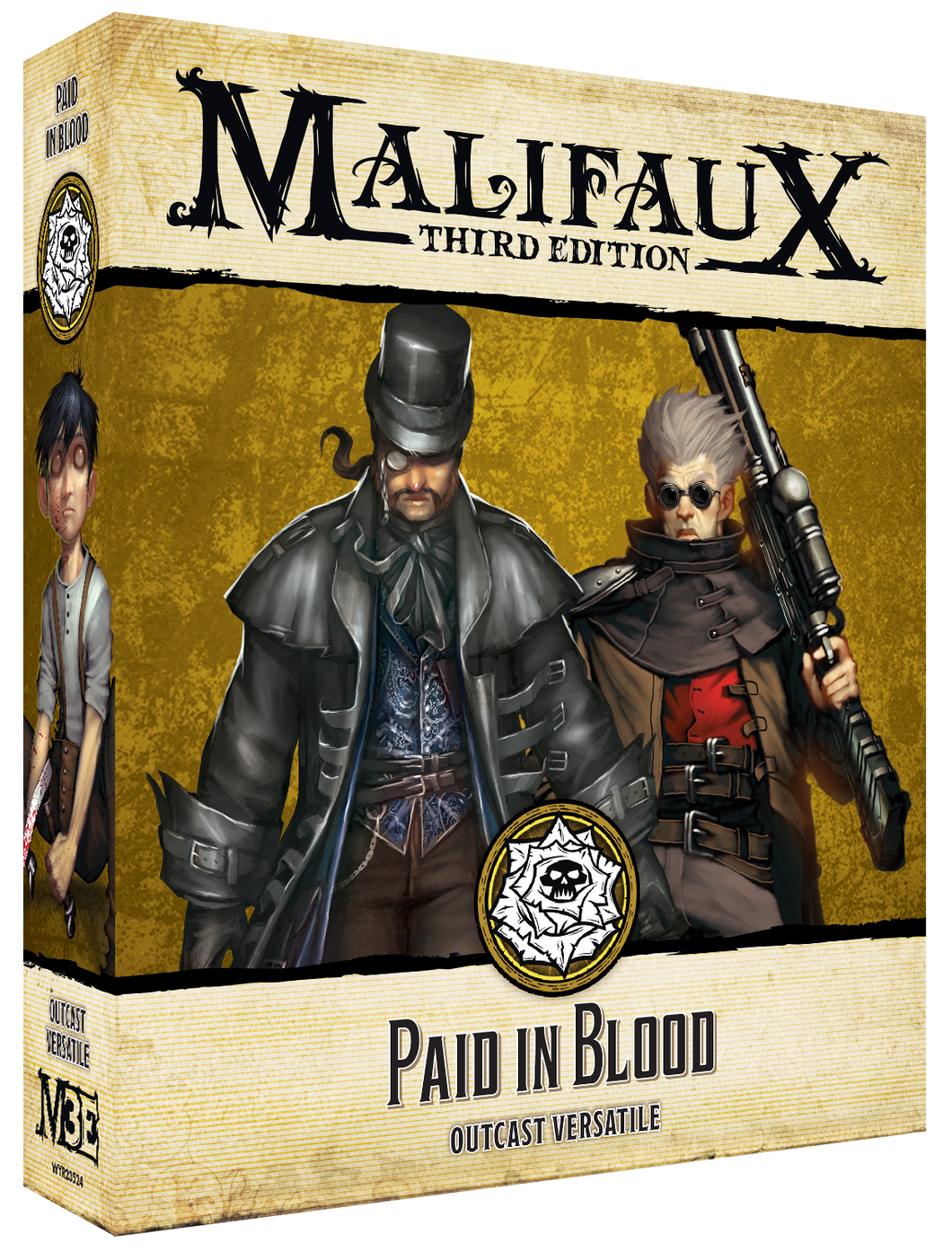 M3E: Paid In Blood