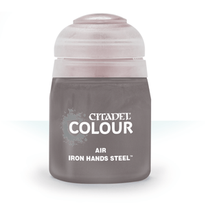 AIR:IRON HANDS STEEL (24ML)